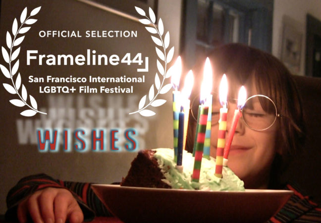 Wishes Frameline announcement
